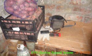 Место для картошки
