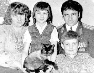1983 год ВВА им. Ю.А.Гагарина