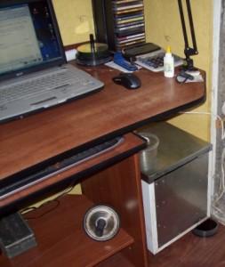 Вермифабрика под столом