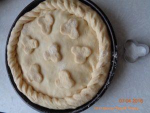 Пирог круглый 1