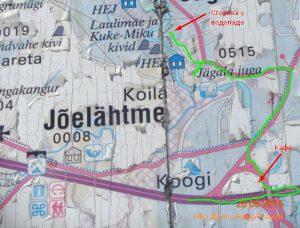 Карта у кафе