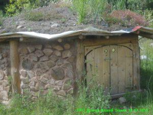 Домик для обитателей зоосада 1