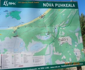 Карта Ныва