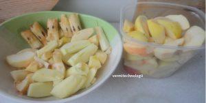 Домашние способы хранения яблок